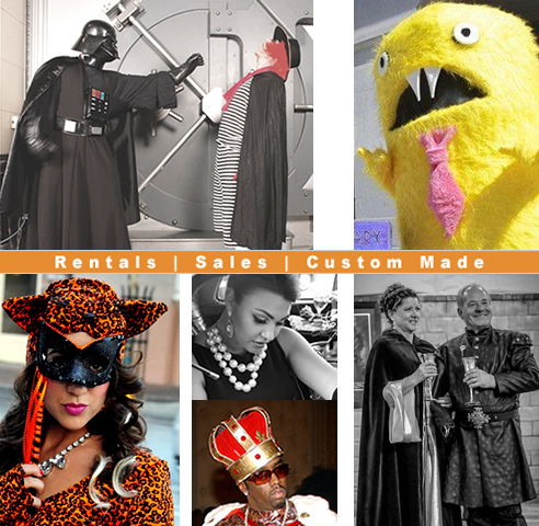 Costume Rentals in Los Angeles